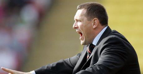 Boothroyd: Upbeat despite defeat
