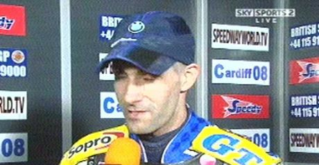 Gollob won Danish GP