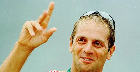 Steve Redgrave: Starred at five games