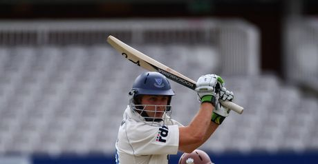 Wright: Smashed 21 fours and three sixes at Lord's