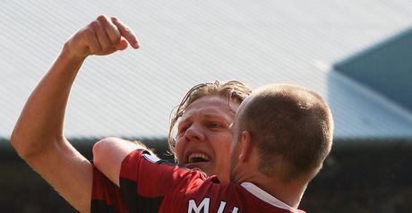 Murphy: Goal hero