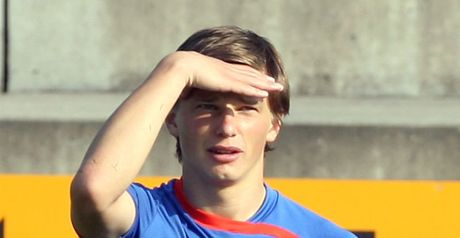 Arshavin: Spies a move to Arsenal?