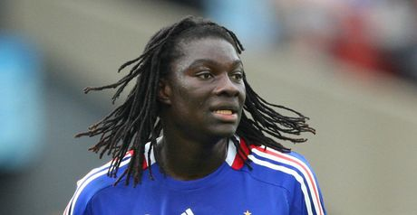 Gomis: Happy at St Etienne