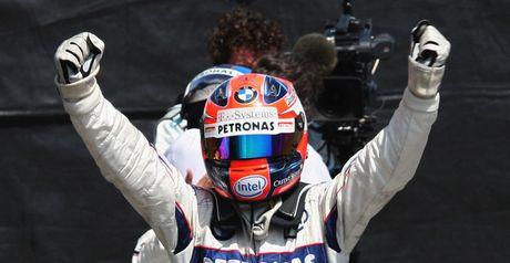 Kubica: maiden F1 victory