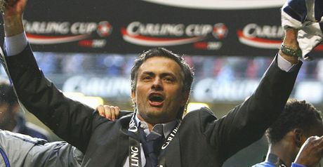Mourinho: New Inter boss