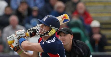 Pietersen: Switch-hitter
