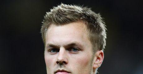 Larsson: On target