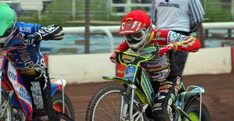 Troy Batchelor: Brilliant maximum for Swindon