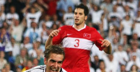 Lahm nets his winner
