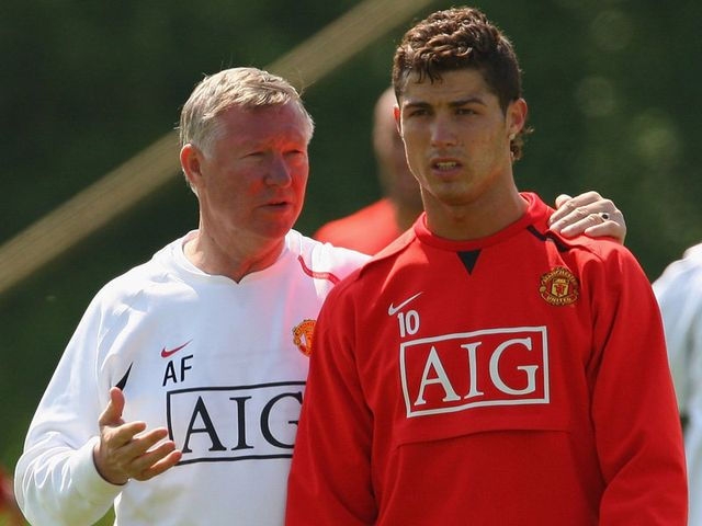 Ferguson doesn&#39;t think Ronaldo will return.