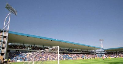 Priestfield Stadium: Youngster suffers injury blow