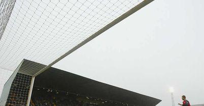 Prenton Park: Loan exit
