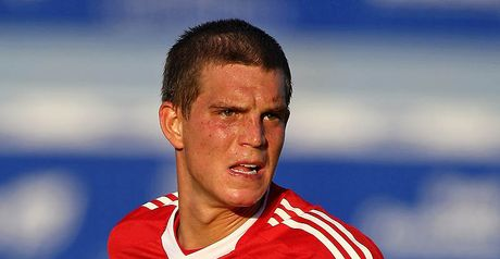 Agger: Set for Crewe outing