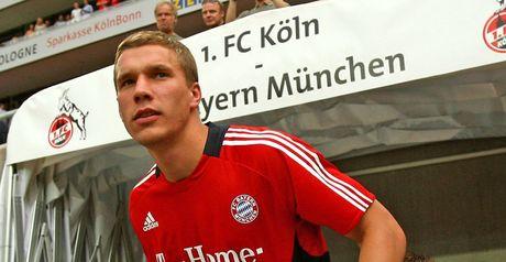 Podolski: Confident