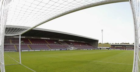 Sixfields Stadium: Home of Northampton