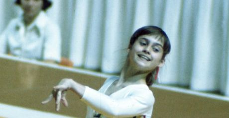 Nadia Comaneci: First gymnast to score perfect 10