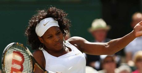 Serena: Not pleased