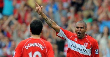 Alves: Unstoppable free-kick