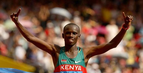 Wanjiru: Brilliant winner
