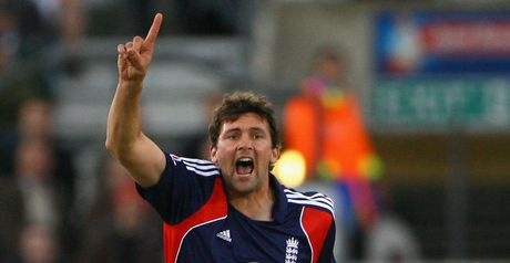 Harmison: motivated by wickets, not money