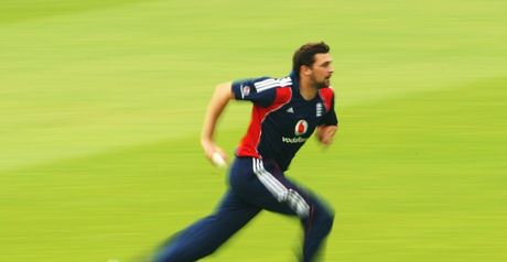 Harmison: wrist injury