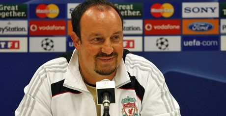 Benitez: Next game is crucial