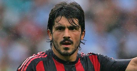 Gattuso: Scored second