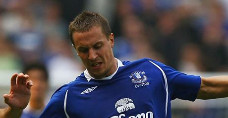 Jagielka: Impressive in defence