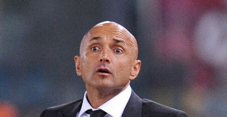 Spalletti: Wants enthusiasm