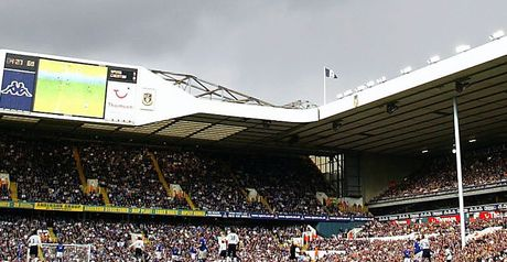 Spurs to leave White Hart Lane