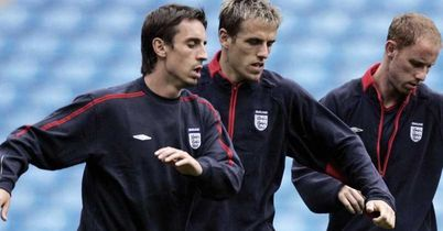 Neville: Backing his brother