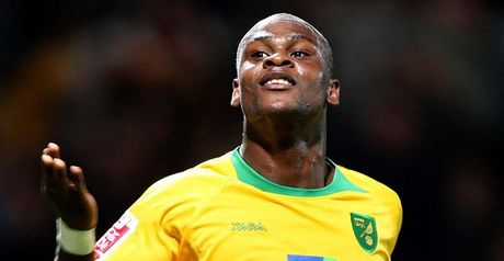 Lita: Keen to stay at Carrow Road