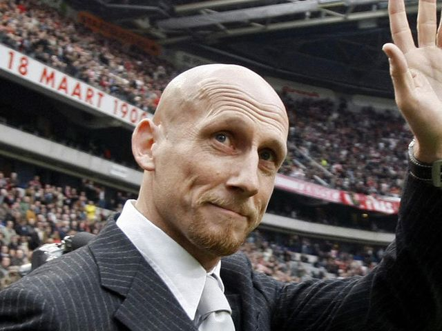 Jaap Stam: Finished his career with Ajax