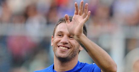 Cassano: Star of the show