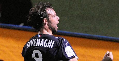 Cavenaghi: Late leveller