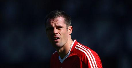 Carragher: Remains upbeat