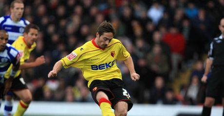 Smith: Opened scoring for Watford
