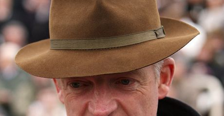 Mullins - trains exciting prospect.
