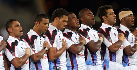 Fiji: Praying for win