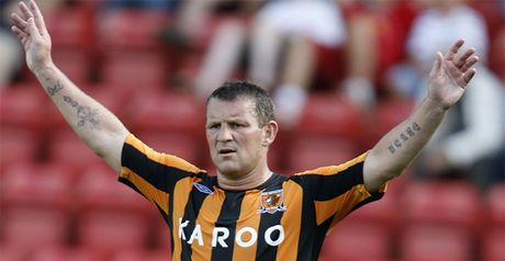 Windass: Told he can leave Hull City