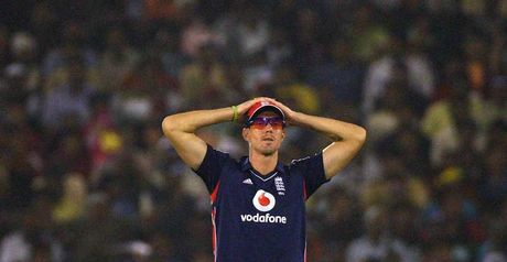 Pietersen: presided over another defeat
