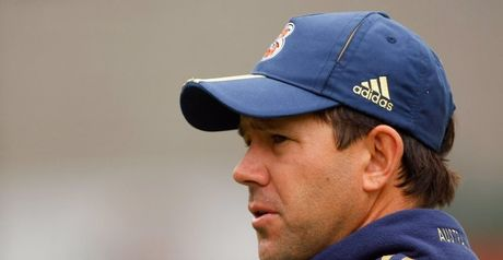Ponting: Defeated