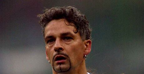 Baggio: National team role