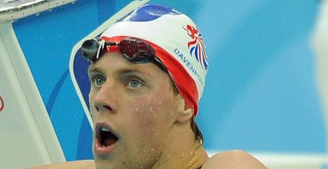 Ross Davenport: Former double Commonwealth champion is retiring from swimming