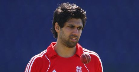 Amjad: England call-up