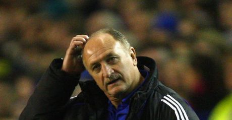 Scolari: Knows what he is doing