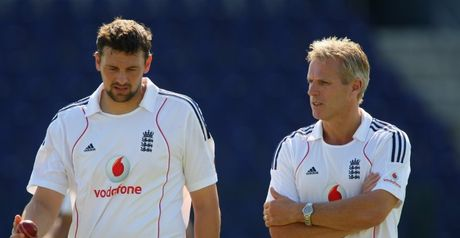 Harmison: Left out in Mohali
