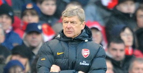 Wenger: Hit out