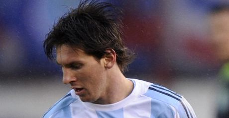 Messi: Expects positive showing