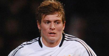 Kroos: Leverkusen move